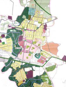 Территориальное планирование