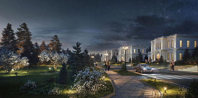 Проект в Гатчине признан лучшей курортной недвижимостью России