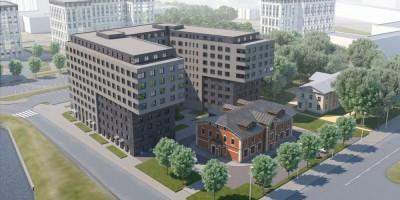 Архитектор рассказал, как будут передвигать дом на Выборгской набережной