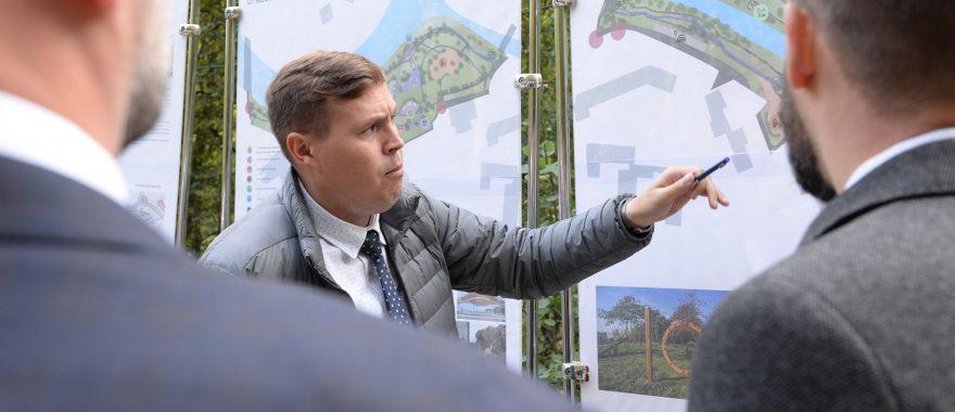 Берега рек Охта и Оккервиль благоустроят в 2021 году