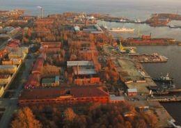 Набережную в Кронштадте спроектируют за 32 млн рублей